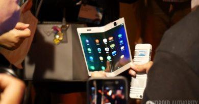 معرفی کانسپت و نسل بعدی گوشی ها و تبلتهای لنوو در نمایشگاه Tech world 2016