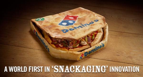 تبلیغات خلاقانه پیتزا دومینو