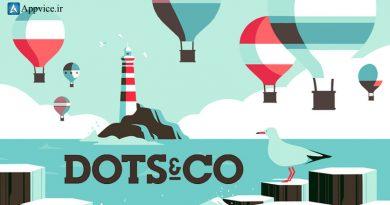 بازی Dots & Co آخرین ساخته استودیو پلی داتز (Playdots) است. گر شما هم از طرفداران ساخته های قبلی و بسیار موفق این شرکت، یعنی بازی های Dots و Two Dots...