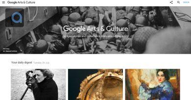 گوگل اخیرا اپلیکیشن و وب سایتی با نام Google Art & Culture را به منظور تسهیل دسترسی افراد به هنر، معماری، موسیقی و آثار فرهنگی راه اندازی کرده است