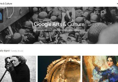 اپلیکیشن Google Art & Culture، شما را به یک کارشناس تاریخ هنر بدل میکند