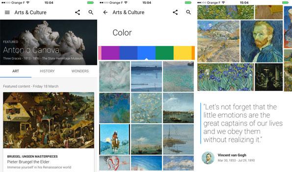 Google-Art-Culture
