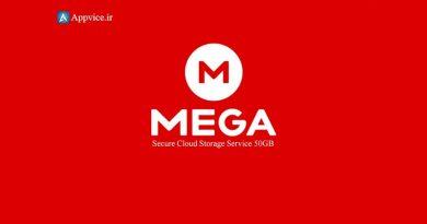 MEGA یک فضای ذخیره سازی ابری ست (Cloud Storage) که فضای رایگانی به حجم 50 گیگابایت را در اختیار شما قرار میدهد و برخلاف اغلب اپلیکیشن های مشابه اطلاعات