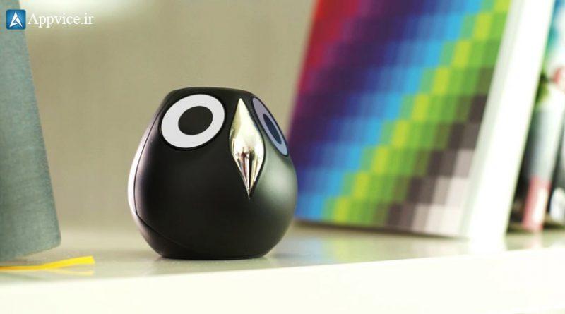 Ulo یک سیستم دوربین کنترل کنندست برای منزل یا محیط کار شماست که واکنش هایی شبیه به یک موجود زنده دارد و از طریق چشمانش با شما ارتباط برقرار میکند