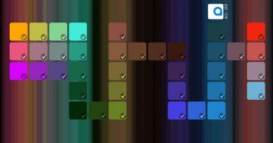 Blendoku یک بازی فکری پازل است که میزان توانایی شما در تشخیص تفاوت های بسیار کوچک میان رنگ ها را به چالش میکشد.دانلود به همراه توضیحات