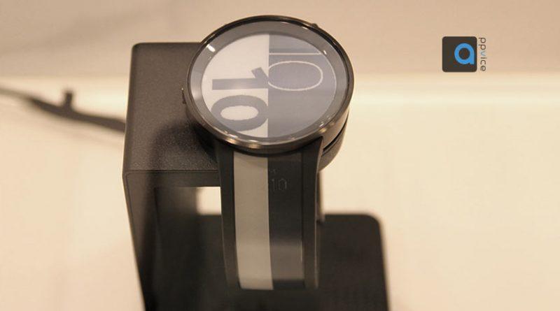 FES Watch U، ساعت هوشمند جدید کمپانی سونی (Sony) علاوه بر صفحه نمایش e-ink، با یک قابلیت نوآورانه یعنی بند e-ink عرضه خواهد شد. این صفحه نمایش برای کنترل