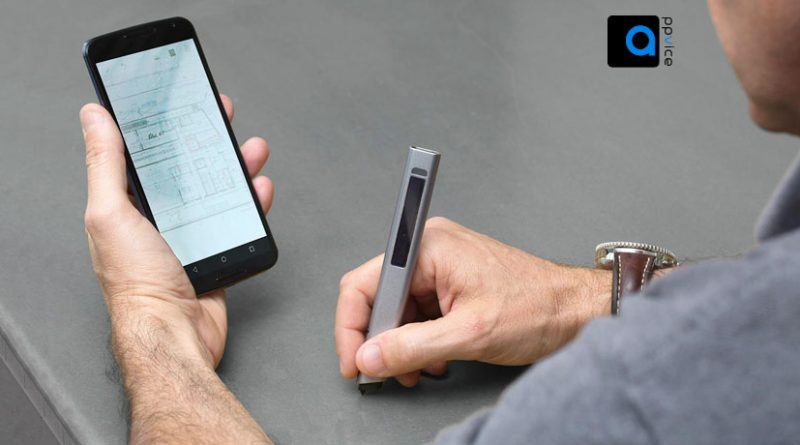 قلم و استایلوس Phree گجتی بدون محدودیت برای نوشتن مجازی ست که امکان میدهد بر روی هر سطحی به صورت مجازی یادداشت کنید، نقاشی کنید و به تماسهای خود پاسخ دهید