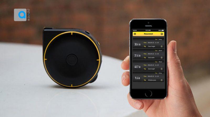 Bagel یک متر هوشمند دیجیتال است که به شما کمک میکند بتوانید همه چیز را اندازه بگیرید و اندازه های به دست آمده را به صورت اتومات و خودکار در گوشیتان ثبت...