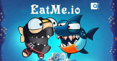 EatMe.io بازی مولتی پلیر (Multiplayer) و آنلاین و جذاب. این بازی که جزو دسته بازی های اکشن به شمار می آید فقط و فقط یک هدف دارد: بخور یا خورده شو!