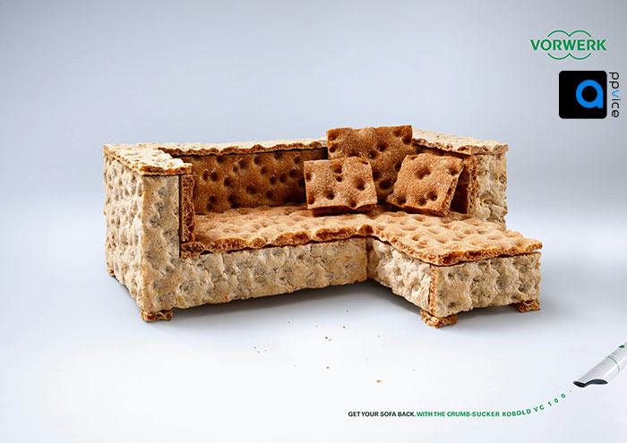تبلیغات خلاقانه Vorwerk