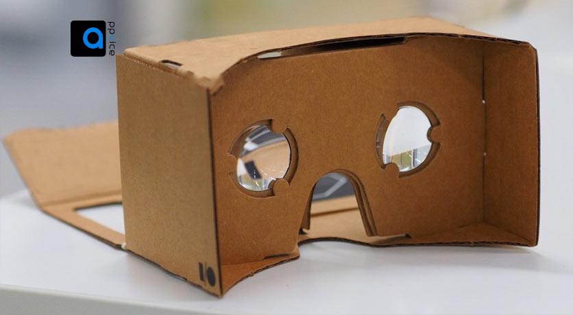 ساخت هدست واقعیت مجازی (Virtual Reality) در منزل