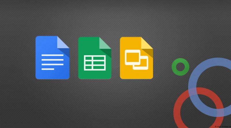 Google Docs یک سرویس مبتنی بر وب شبیه به برنامه Word آفیس است که به کاربران امکان میدهد بتوانند اقدام به ایجاد اسناد جدید و ویرایش آنها کرده و به صورت مشترک