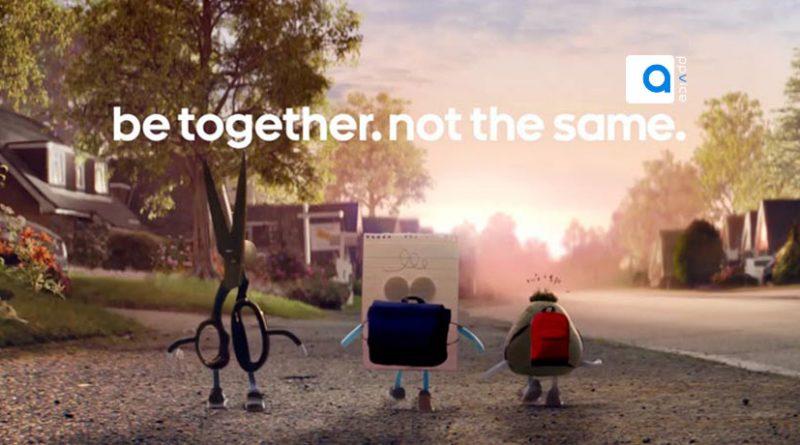 ایده تبلیغاتی شرکت گوگل در این کلیپ برای مبارزه با نژاد پرستی و تبعیض نژادی میباشد.