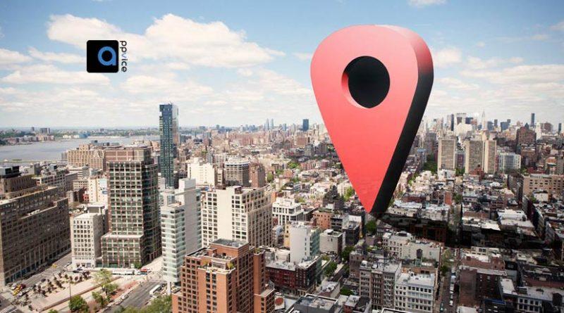 """استفاده از فرمان صوتی """"Ok Google"""" که از زمان ارائه اندروید کیت کت 4، حالا نقشه گوگل، Google Maps، نیز به این قابلیت مجهز شده است."""