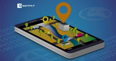 اشتراک گذاری و ارسال موقعیت مکانی دقیق در گوگل پلی برای اطلاع رسانی در مورد مکان دقیق خود به دیگران