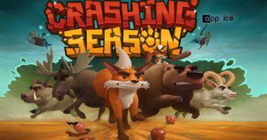 بازی Crashing Season دانلود بازی اندروید و آیفون بازی هیجان آمیز، برنده جایزه بهترین گرافیک و ساخت