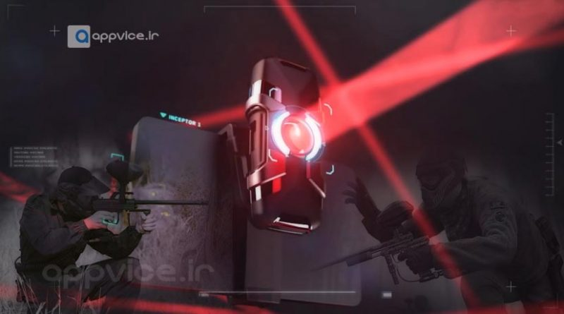 گجت و بازی Father.io دیوایسی برای تبدیل گوشی به اسلحه و بازی