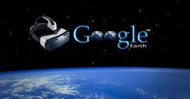 تکنولوژی واقعیت مجازی Google Earth فناوری برای سفر مجازی به سرتاسر جهان به واقعی ترین شکل ممکن