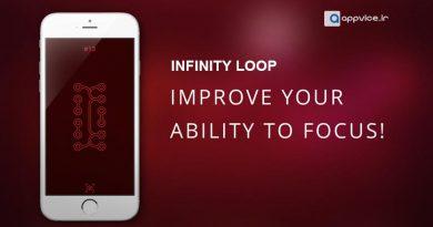 دانلود بازی پازل Infinity Loop بازی قکزی برای بالا بردن تمرکز، سرعت مغز، تست IQ و در کل سرگرم شدن همراه با بالا بردن کارایی مغز