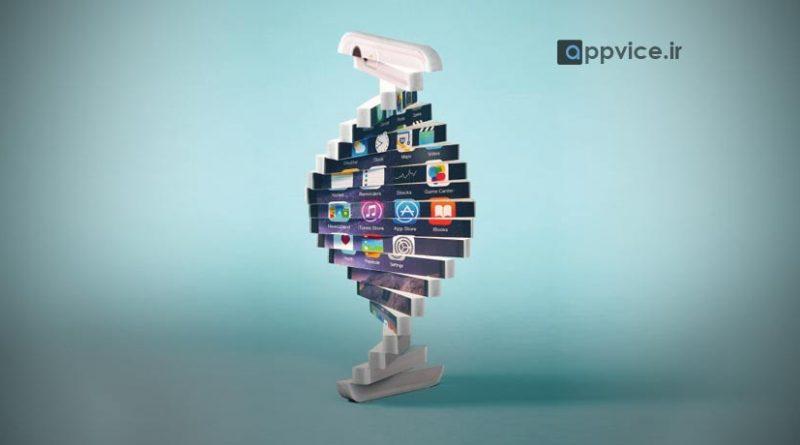 سیاست حذف اپلیکیشن های بی کیفیت اپ استور توسط کمپانی اپل برای یک دست شدن و بالا رفتن کیفیت اپلیکیشن های اپل