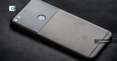 باتری پیکسل گوگل