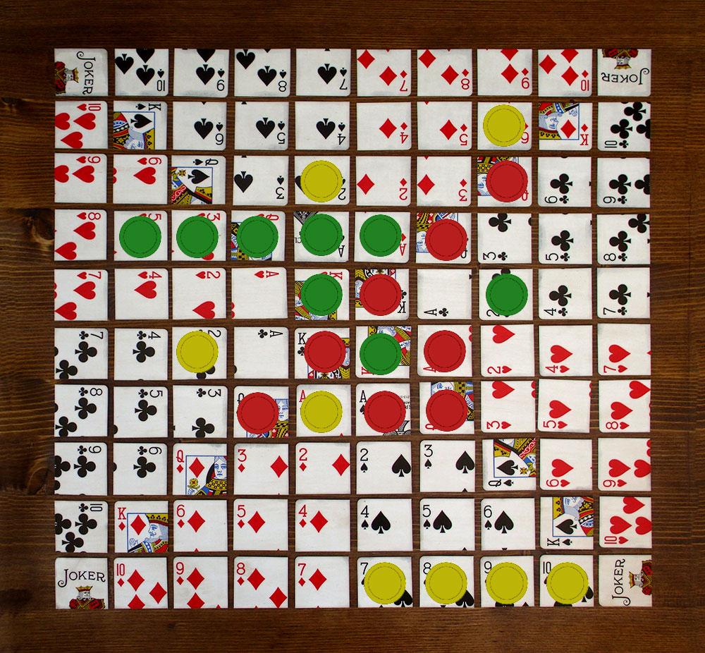 دانلود صفحه بازی sequence برای پرینت